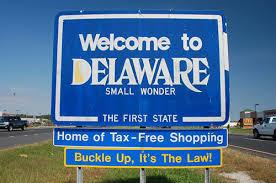 Delaware Welcome