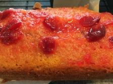 Cranberry-Clementine bread Finger Lakes Region, NY
